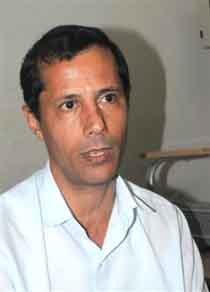 Lorenzo Yanes Hernández, director provincial de los Joven Club de Computación y Electrónica